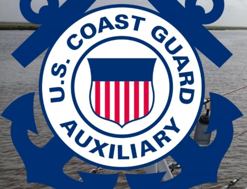 Coast Guard Auxiliary & Sea Scouts Partnership